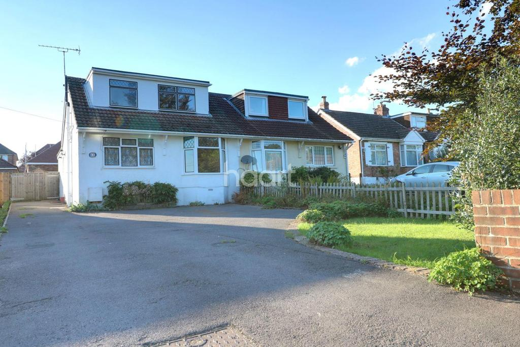 3 Bedrooms Semi Detached House for sale in Frogmore Lane, Lovedean, PO8