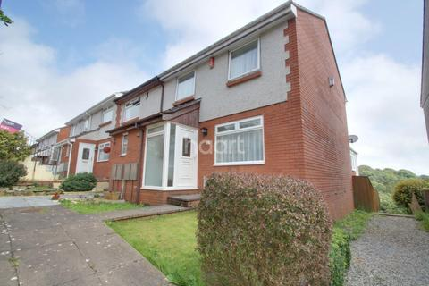 3 bedroom end of terrace house for sale - Coombe Way, Plymouth