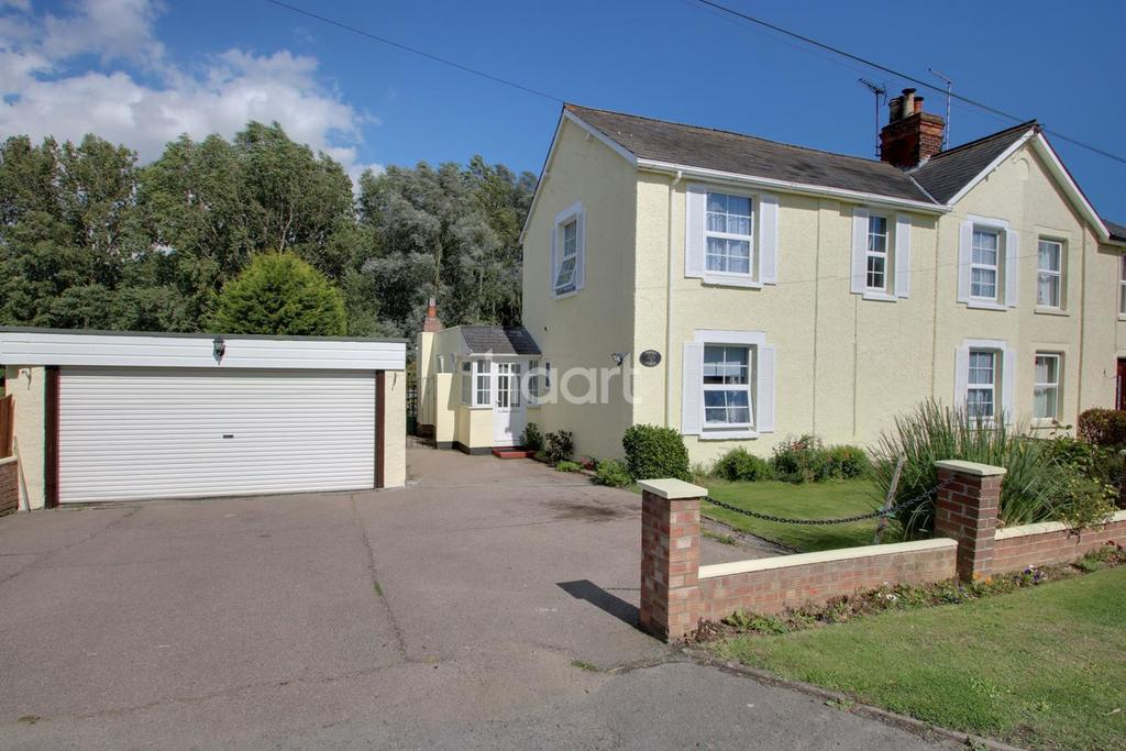 5 Bedrooms Semi Detached House for sale in Thorrington, CO7