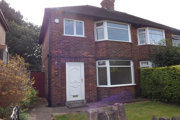 3 Bedrooms Semi Detached House for sale in Hadbury Road, Sherwood, Nottingham, NG5