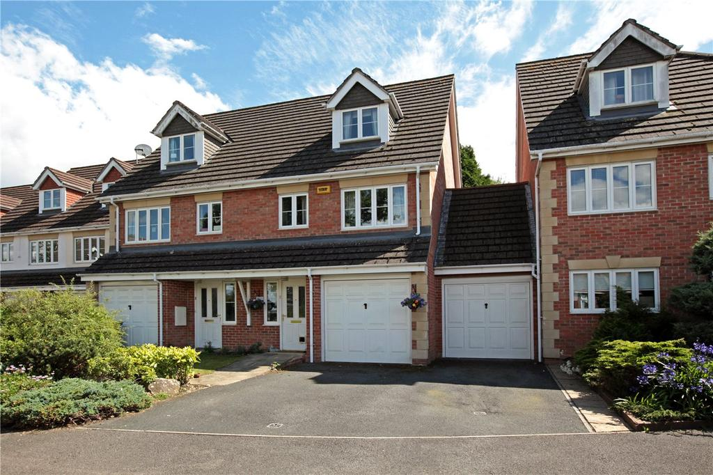 3 Bedrooms Semi Detached House for sale in Oak Ridge Close, Newbury, Berkshire, RG14