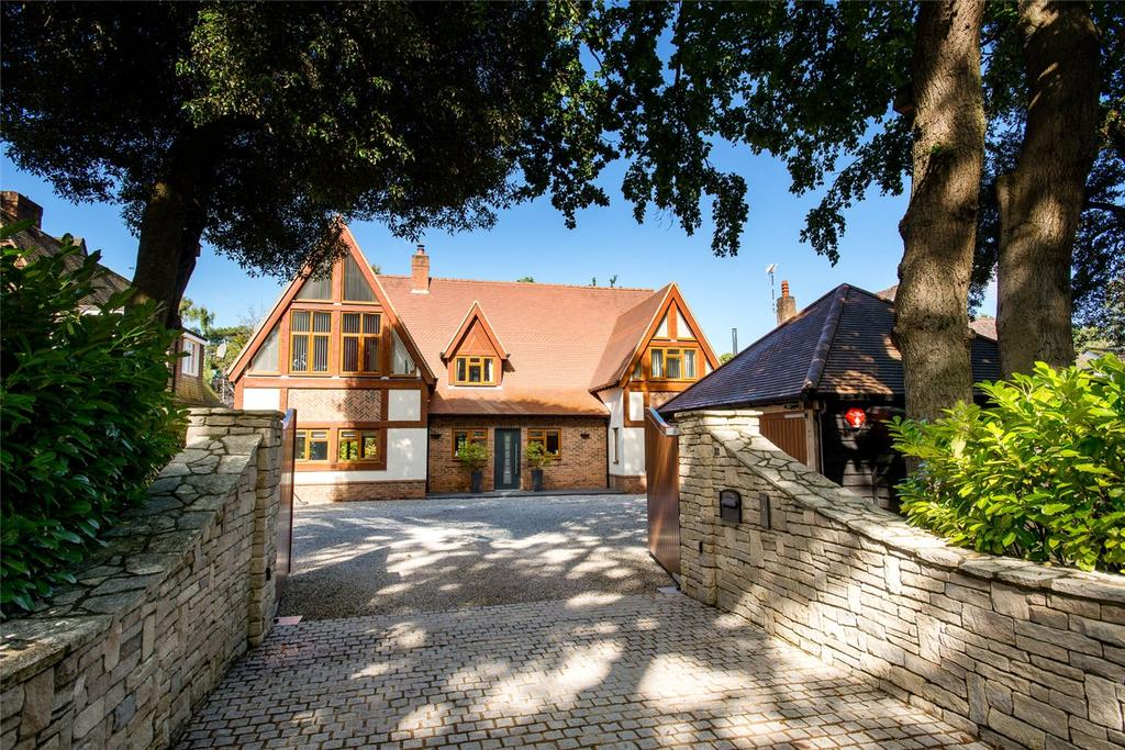 4 Bedrooms Detached House for sale in Hinton Wood Avenue, Highcliffe-On-Sea, Dorset, BH23