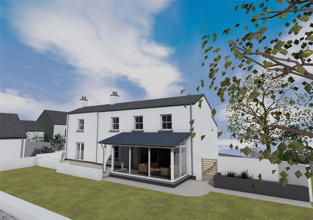 4 Bedrooms Unique Property for sale in Ash Grove House, St. Florence, Tenby, Pembrokeshire, SA70