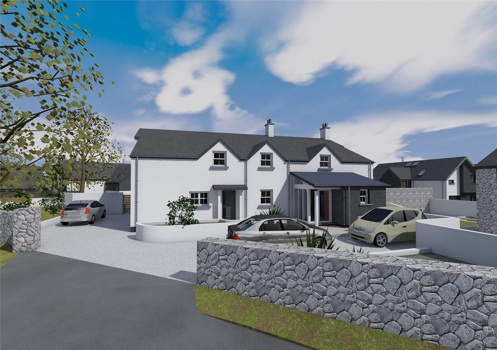 4 Bedrooms Unique Property for sale in Ash Grove Gardens, St. Florence, Tenby, Pembrokeshire, SA70