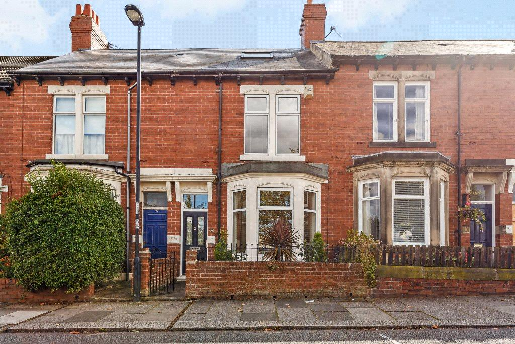 3 Bedrooms Terraced House for sale in Ravenswood Road, Heaton, Newcastle Upon Tyne, Tyne Wear