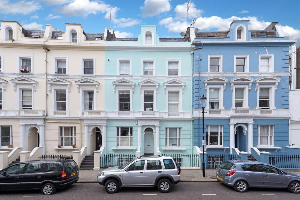 1 Bedroom Flat for sale in Ladbroke Crescent, London, W11