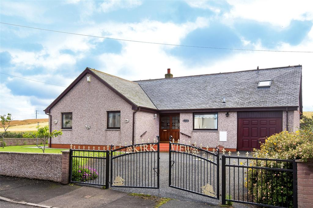 5 Bedrooms Detached Bungalow for sale in Kirkview, Briery Law, St Abbs, Eyemouth, Berwickshire