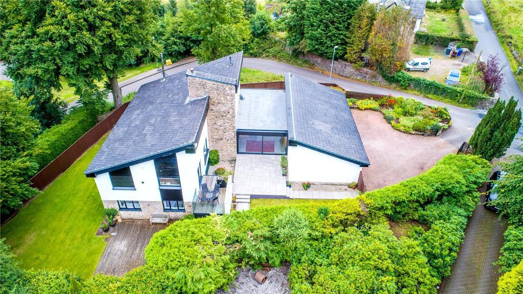 4 Bedrooms Detached House for sale in Strathwood, Milndavie Road, Strathblane