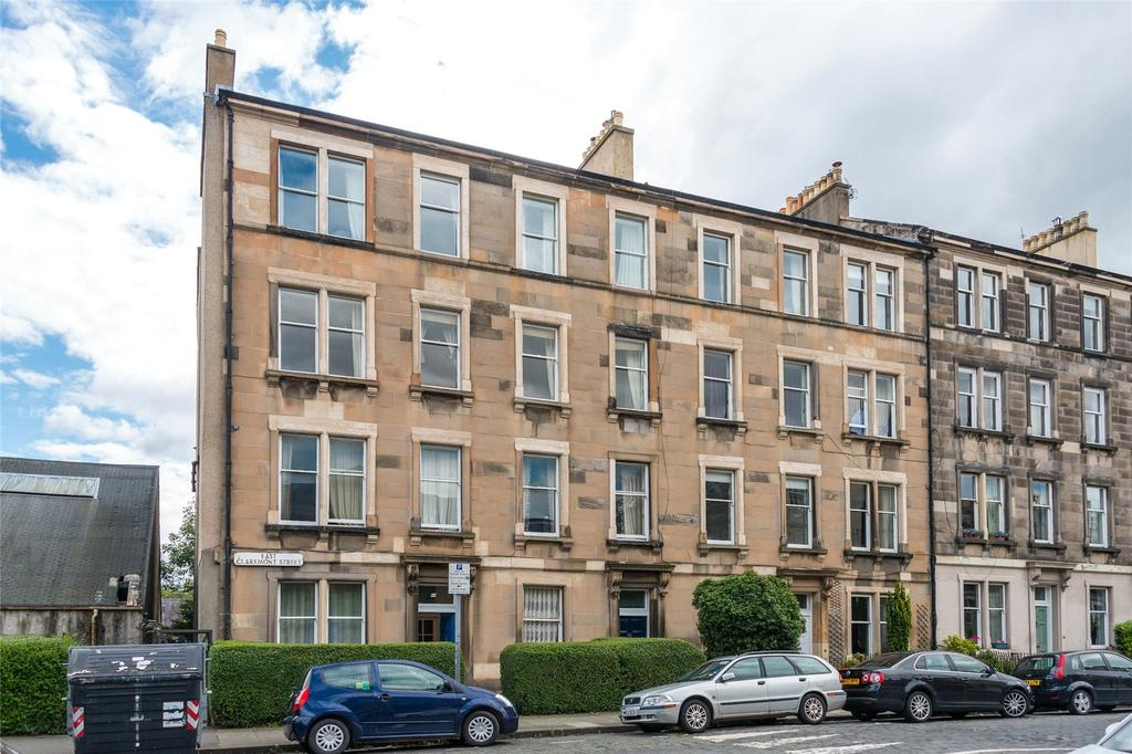 4 Bedrooms Apartment Flat for sale in East Claremont Street, Edinburgh, Midlothian