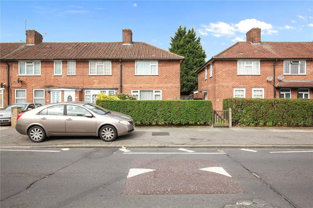 2 Bedrooms End Of Terrace House for sale in Beaconsfield Road, London, SE9