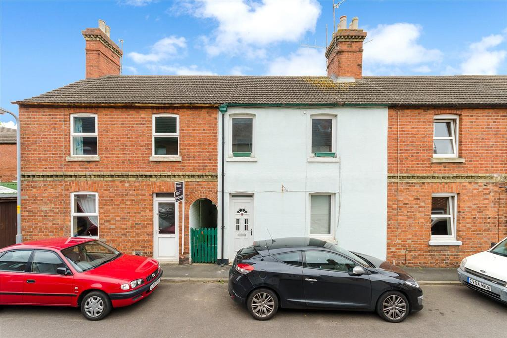 2 Bedrooms Terraced House for sale in King John Street, Sleaford, Lincolnshire, NG34