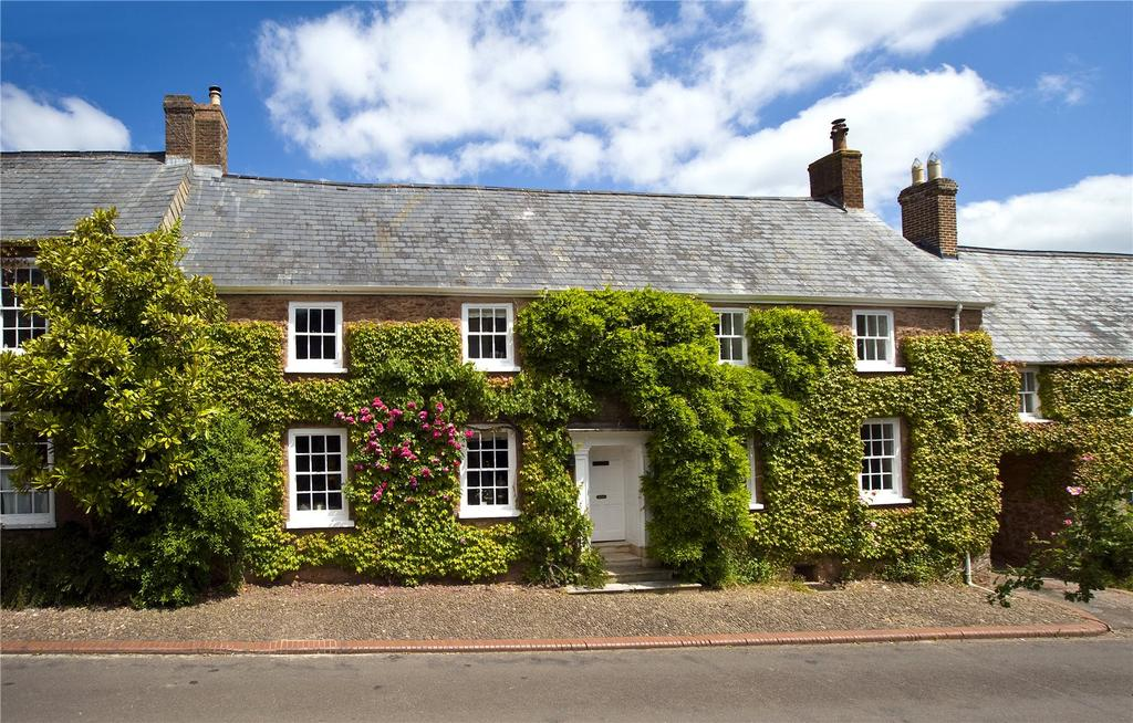 5 Bedrooms Semi Detached House for sale in North Street, Milverton, Taunton, Somerset, TA4