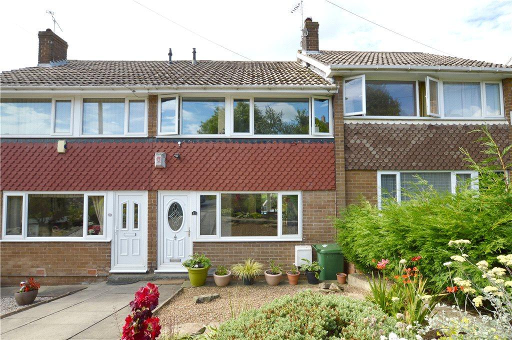 3 Bedrooms Terraced House for sale in Hough Side Lane, Pudsey, West Yorkshire