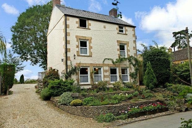 4 Bedrooms Detached House for sale in Horn Lane, Evenlode, Moreton-in-marsh