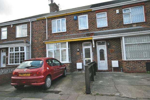 3 Bedrooms Terraced House for sale in Welbeck Road, Grimsby