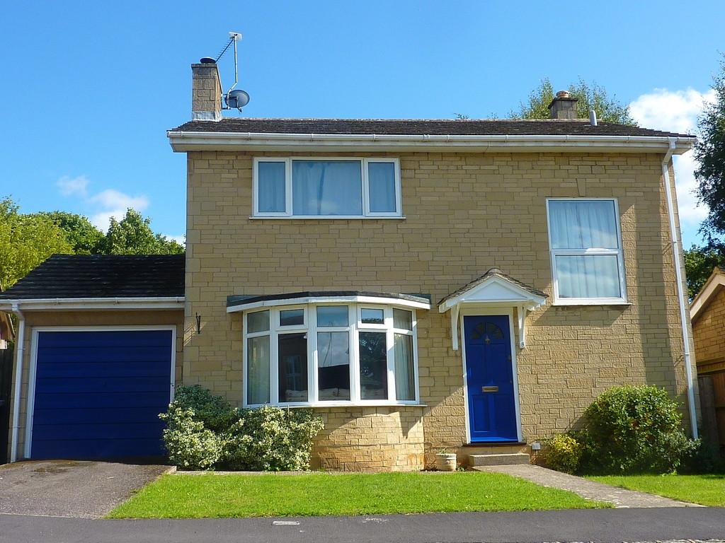 3 Bedrooms Detached House for sale in Charlbury, Oxfordshire