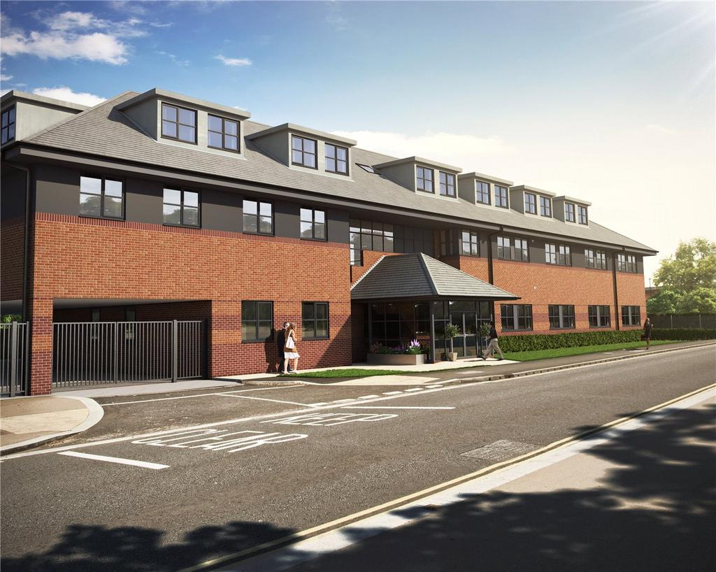 2 Bedrooms Flat for sale in Great North Road, Hatfield, Hertfordshire