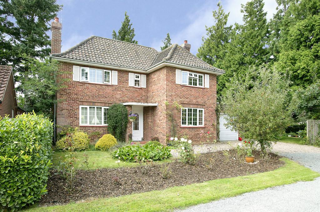 4 Bedrooms Detached House for sale in Whitegates Close, Hethersett