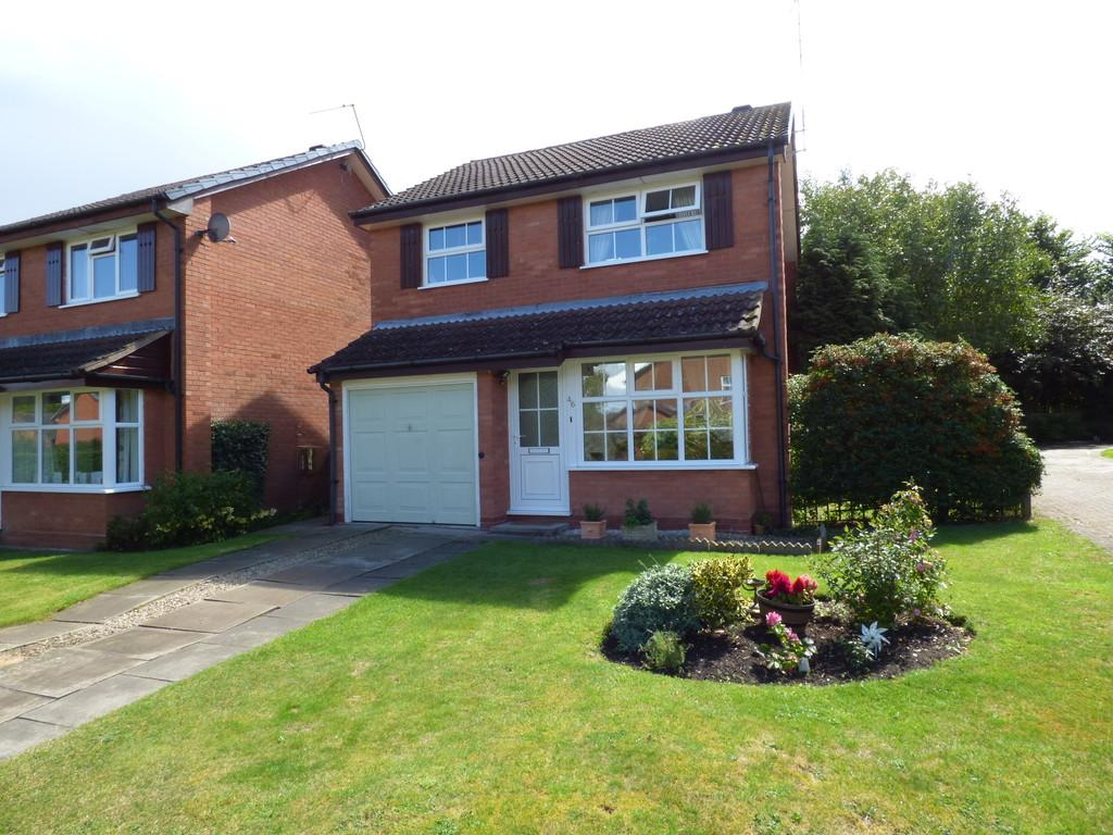 3 Bedrooms Detached House for sale in Oldbutt Road, Shipston-On-Stour