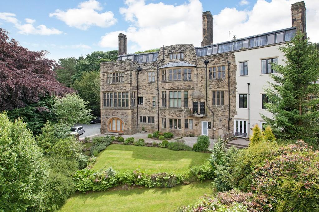 2 Bedrooms Apartment Flat for sale in St Johns Apartments, Queens Road, Ilkley