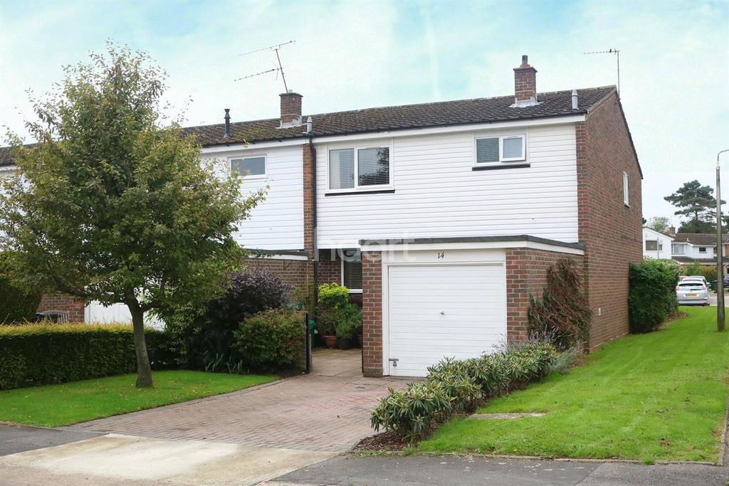 4 Bedrooms Semi Detached House for sale in Ashcroft Court