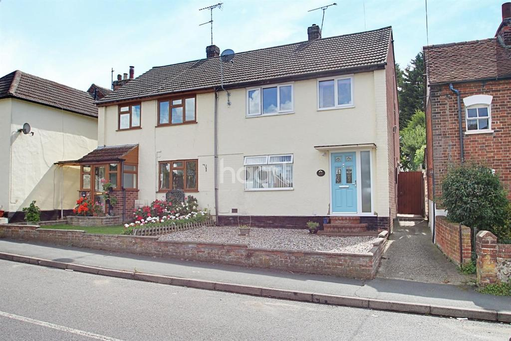 3 Bedrooms Semi Detached House for sale in Church Street, Bocking
