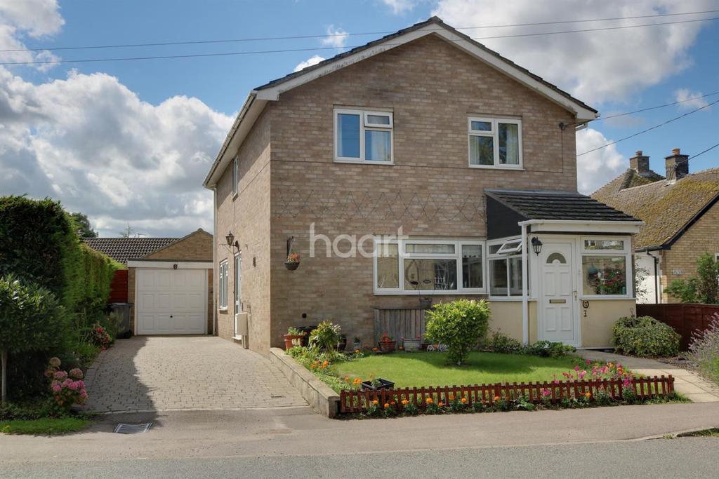 4 Bedrooms Detached House for sale in High Street, Teversham