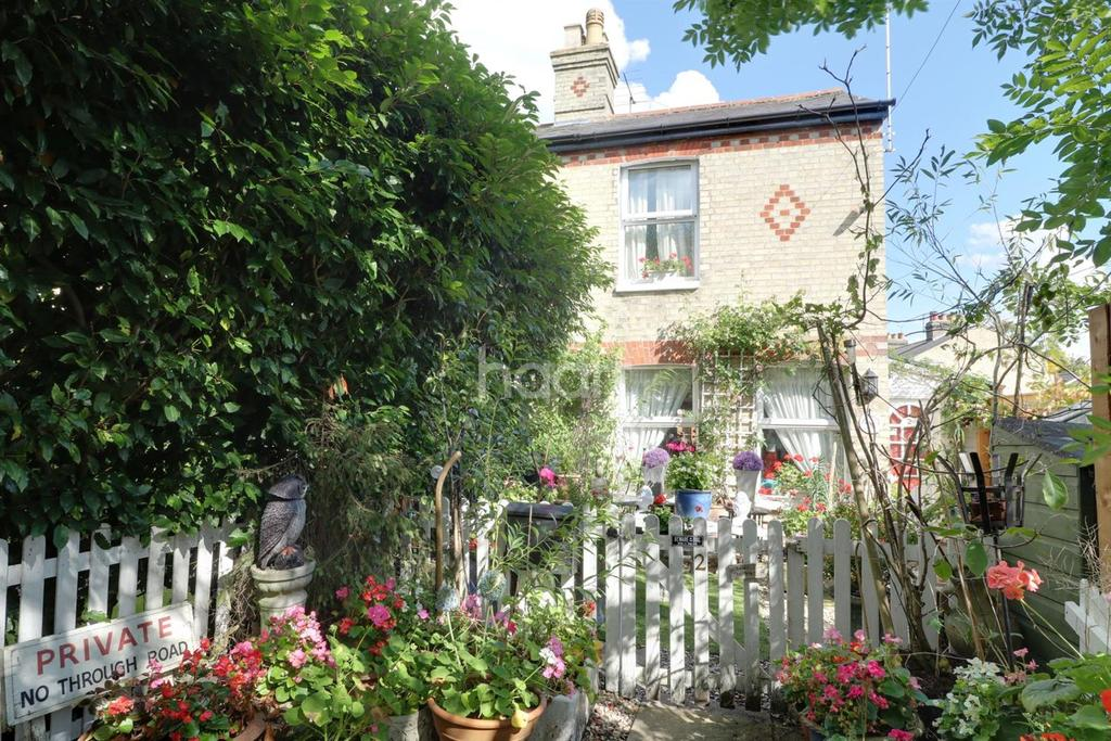 2 Bedrooms Semi Detached House for sale in Nightingale Cottages, Trumpington Road, Cambridge