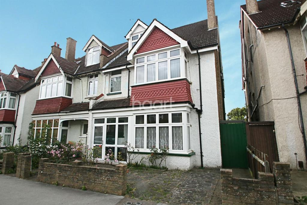 5 Bedrooms Semi Detached House for sale in Blenheim Park Road, South Croydon, CR2