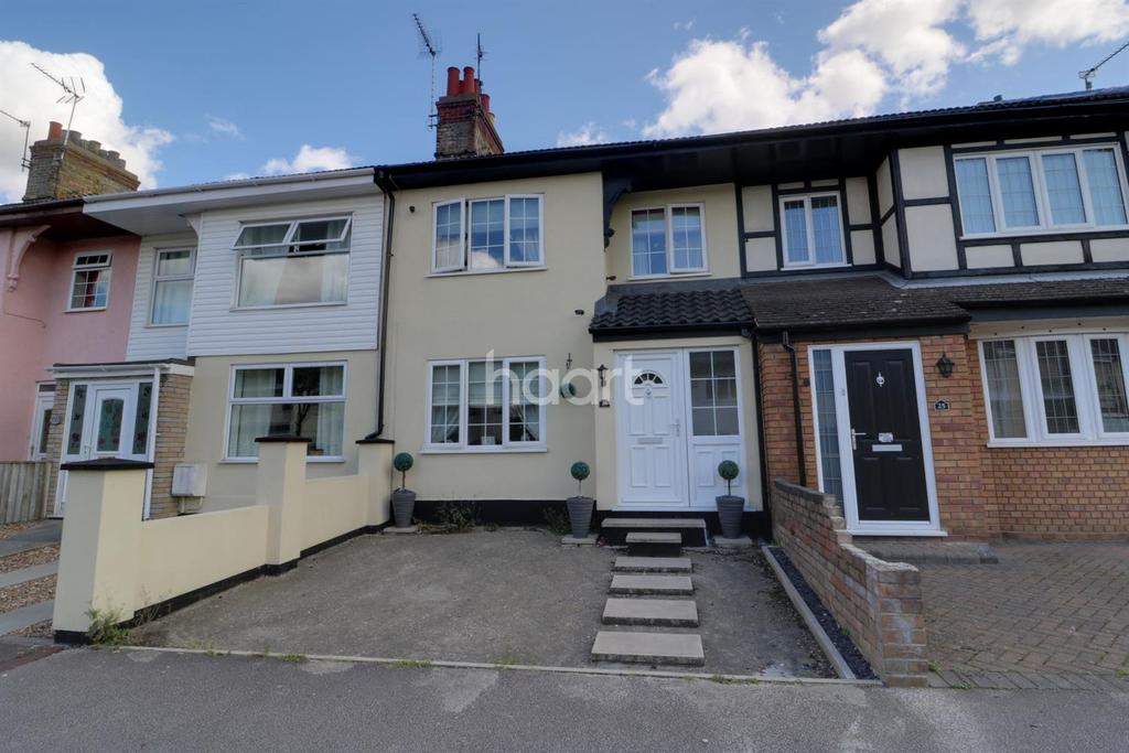 3 Bedrooms Terraced House for sale in Stevens Street, North Lowestoft
