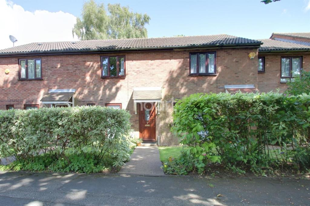 2 Bedrooms Terraced House for sale in Marston Close, Walderslade