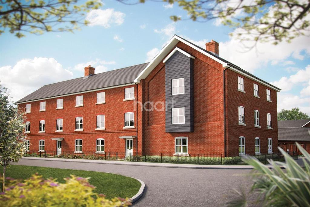 1 Bedroom Flat for sale in The Mews at Victory Square