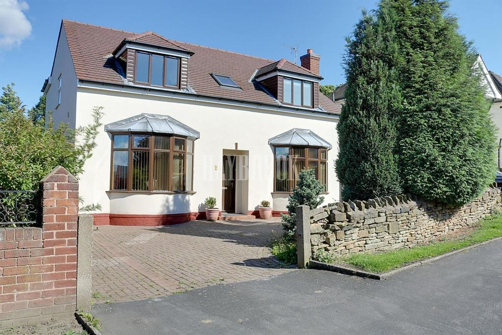 4 Bedrooms Detached House for sale in Ducksett Lane, Eckington