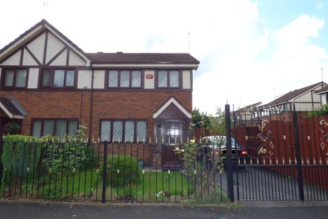 3 bedroom semi-detached house for sale - Churchside Close, Blackley, Manchester, M9
