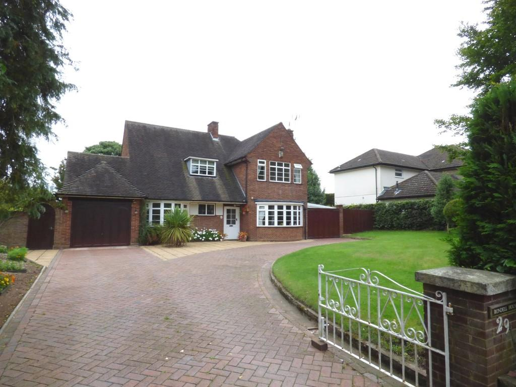 4 Bedrooms Detached House for sale in Bridle Road, Stafford