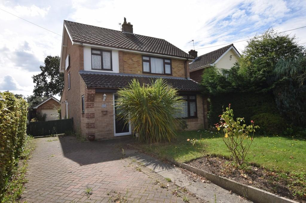 3 Bedrooms Detached House for sale in Great Cornard, Sudbury CO10 0ER