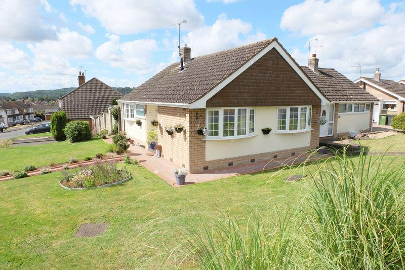2 Bedrooms Semi Detached Bungalow for sale in Rannoch Close, Stourport-On-Severn DY13 8LZ