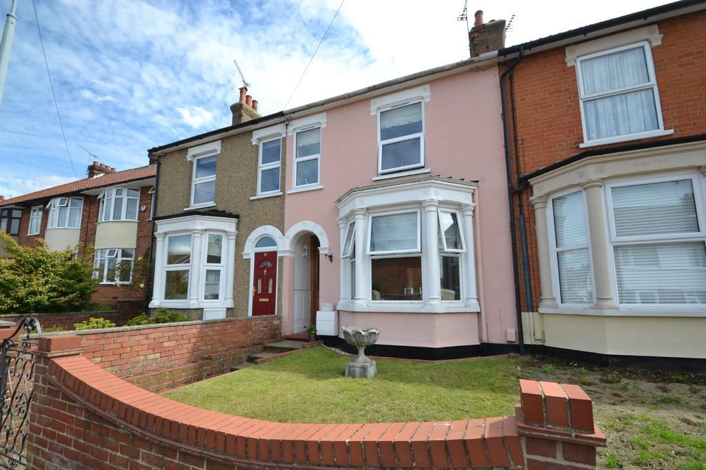 3 Bedrooms Terraced House for sale in Henslow Road, Ipswich, IP4 5EJ