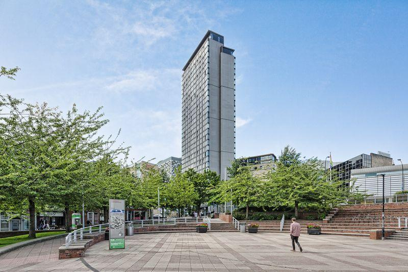1 Bedroom Apartment Flat for sale in City Lofts, St Pauls Square, Sheffield