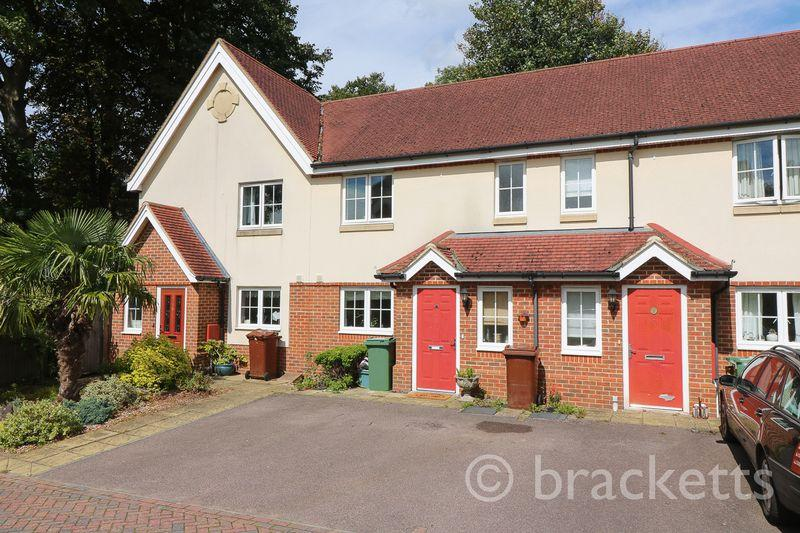 2 Bedrooms Terraced House for sale in Beech Close, Tunbridge Wells