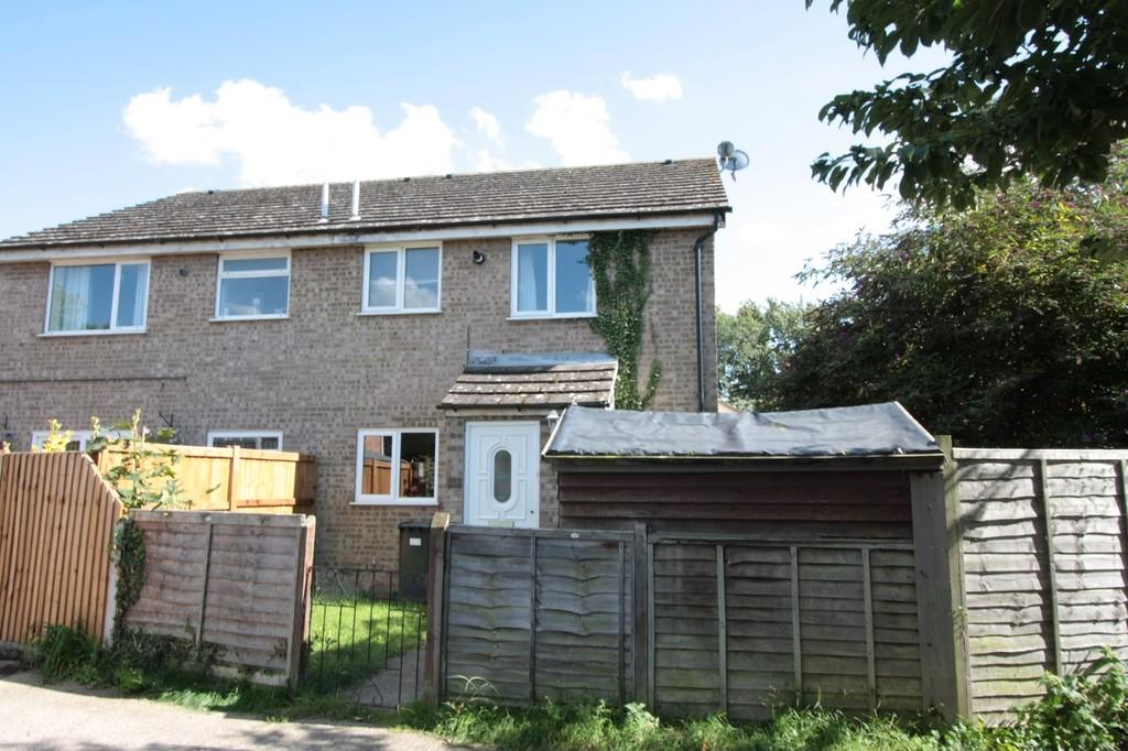 1 Bedroom Terraced House for sale in Mallard Way, Great Cornard