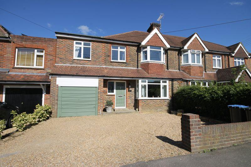 4 Bedrooms Semi Detached House for sale in Mill Road, Burgess Hill, West Sussex