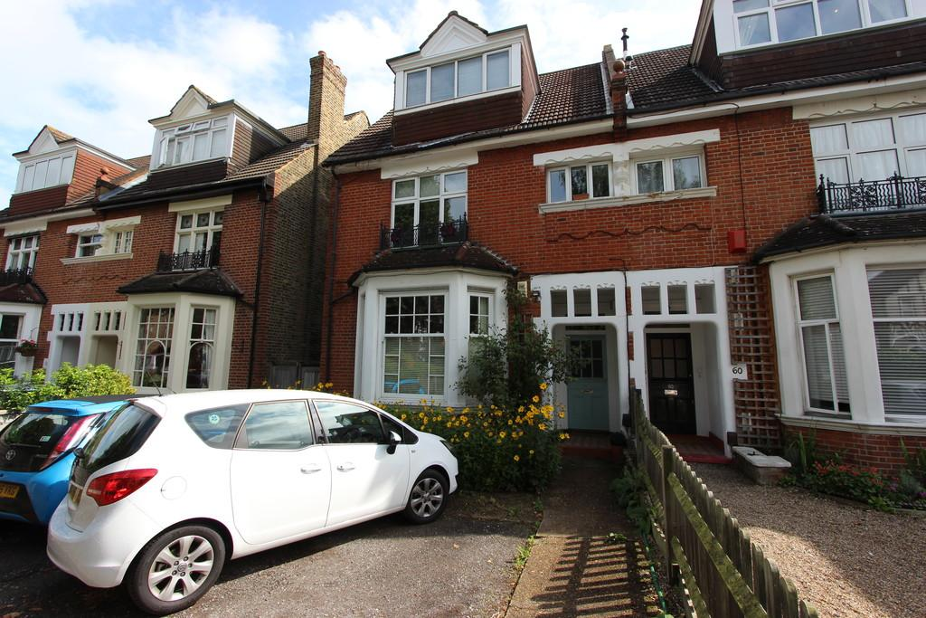 1 Bedroom Ground Flat for sale in Sherwood Park Road, Sutton