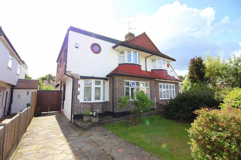 5 Bedrooms Semi Detached House for sale in Harland Avenue, Sidcup
