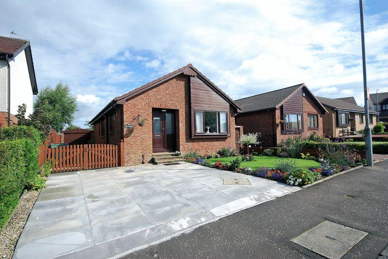 3 Bedrooms Detached Bungalow for sale in 5 Highpark Road, Coylton, KA6 6QL