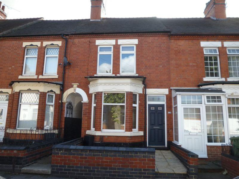3 Bedrooms Terraced House for sale in Norman Avenue, Nuneaton