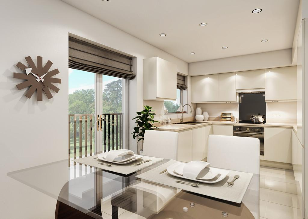 2 Bedrooms Apartment Flat for sale in The Glaze, Soby Mews