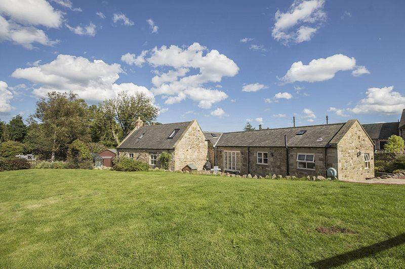 3 Bedrooms Barn Conversion Character Property for sale in The Old Forge, South End, Longhoughton