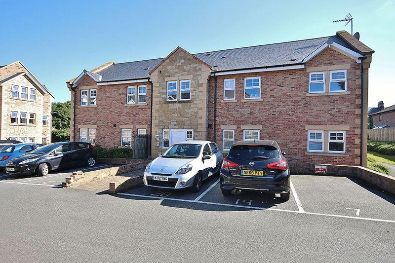 2 Bedrooms Apartment Flat for sale in Percy Mews, Alnwick