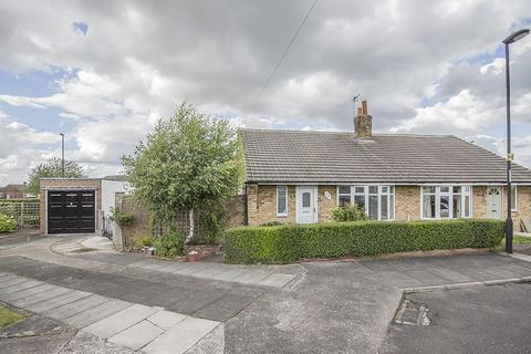 2 bedroom semi-detached bungalow for sale - Ovingham Gardens, Woodlands Park, Wideopen
